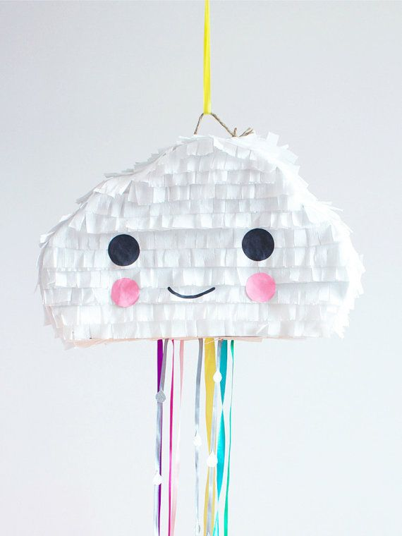 MODERN BURLAP LOVES! Ebook : Happy Pinata 14 piñatas DIY van LittleNumerics op Etsy