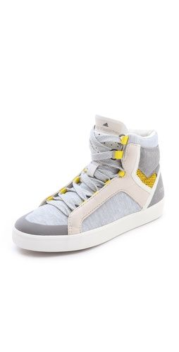 Sneakers For Girl : Picture Description adidas by Stella McCartney  Discosura Hiker High Top Sneakers