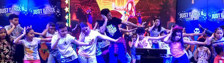 Just Dance Tour bomba em Recife e já tem 4 Finalistas