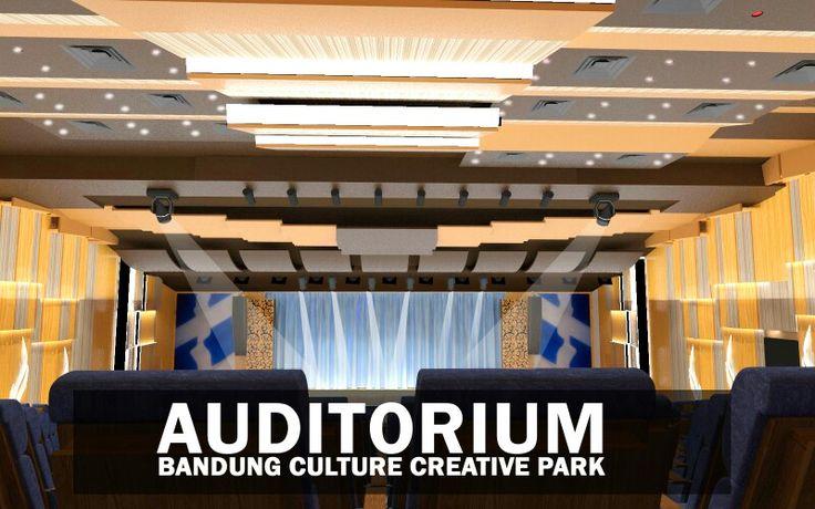 Auditorium - bandung culture creative park - im 4