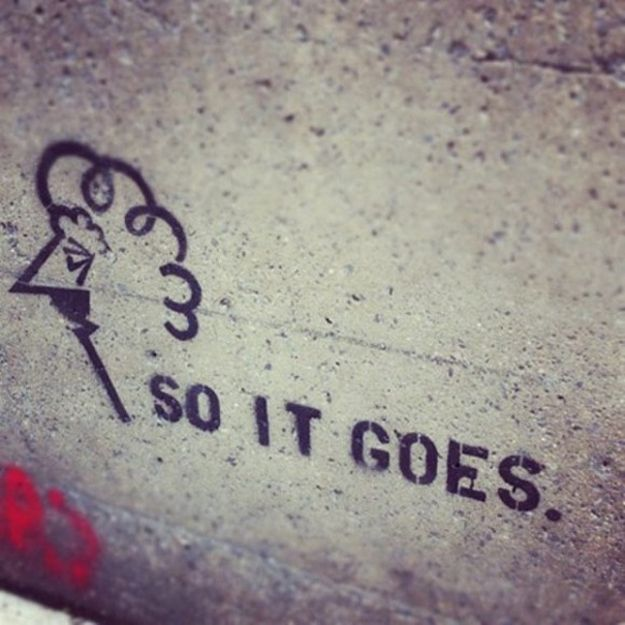 "Kurt Vonnegut, ""Slaughterhouse Five"" 
