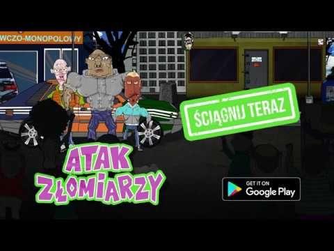 Film promocyjny do gry - Atak  Złomiarzy