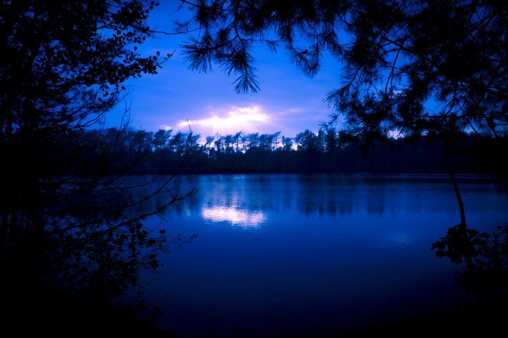 Lake, De groene delle