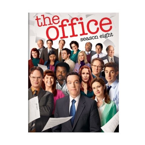 Amazon.com: The Office: Season Eight: John Krasinski, Rainn Wilson, Jenna Fischer: Movies & TV: John Krasinski, Offices Seasons, Bluray, Dvd, Christmas Wishlist, Movie, The Offices, Jenna Fischer, Rainn Wilson
