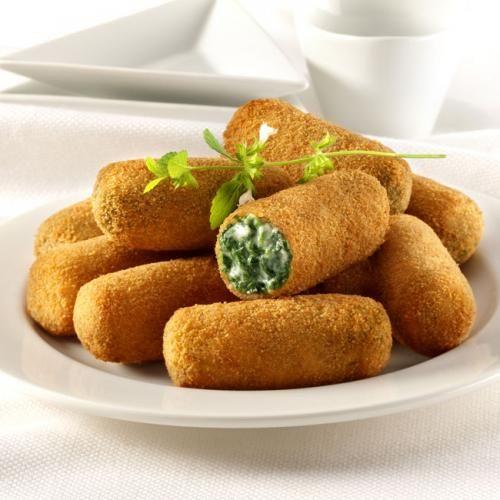 Esta receta presenta deliciosas croquetas de espinacas para la hora de la comida. Manten a toda tu familia, tus hijos fuertes y sanos. Dejalos disfrutar de esta exquisita creacion de espinacas en forma de croquetas. Incluso un modo atractivo para atraer a
