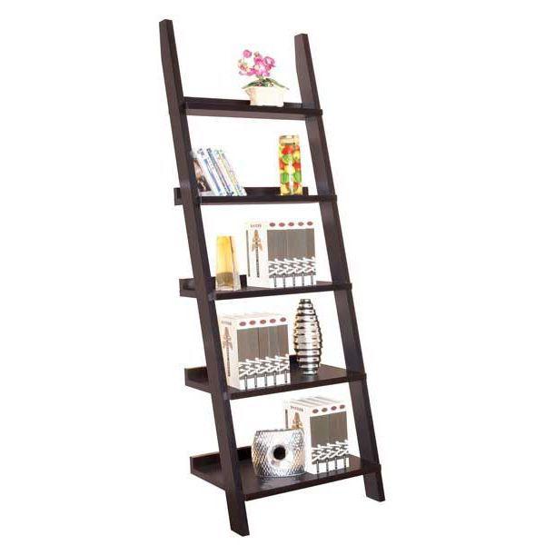 Black Ladder Shelf 27170