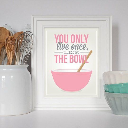 Quirky Kitchen Decor: 11 Quirky Art Prints For Your Kitchen