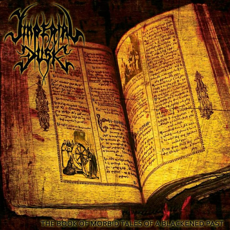 "Imperial Dusk: ""The Book of Darkened Tales from a Morbid Past"""