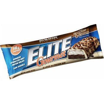 Elite Gourmet Protein Bar 85gr | Dymatize