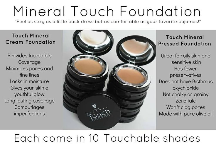 Younique Touch Foundation  https://www.youniqueproducts.com/JenniferMBurns2015