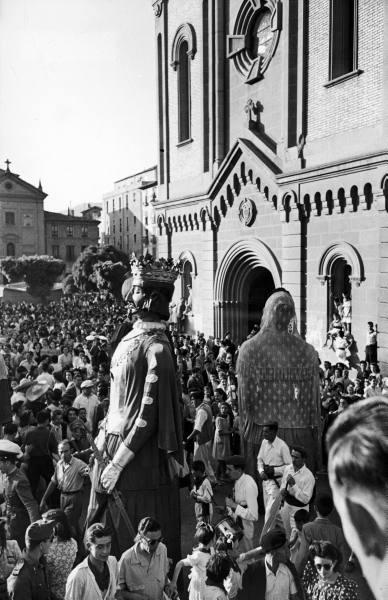 Fiestas de San Fermín. Sanfermines 1947 (Tony Linck)