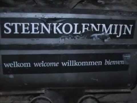 Steenkolenmijn in Valkenburg  Nederland . Coal mine the Netherlands Europe.