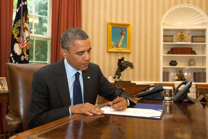 President Obama Signs First Rape Survivor's Bill of Rights Into LawThe law will give sexual assault victims specific rights including counseling and (free) access to rape kits.