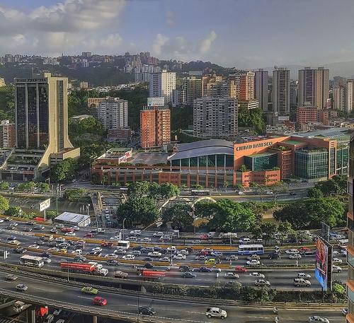 Caracas (Venezuela). Ciudad Banesco. by josemazcona, via Flickr