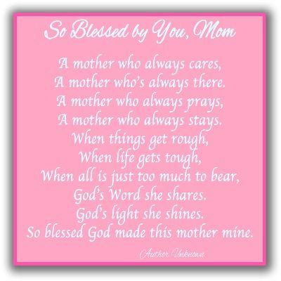 Mothers Day Poems   Short Mothers Day Poems   Poems For Mothers Day   Happy mothers day