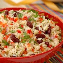 Red rice salad - INA PAARMAN