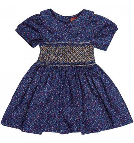 Lucy Smock Dress Rock Your Baby (I love smocking!!)