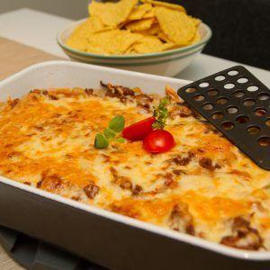 Taco er kjempegodt, men er også kjent for at det kan medføre mye søl. I dag deler jeg en oppskrift på en kjapp og enkel tacograteng.