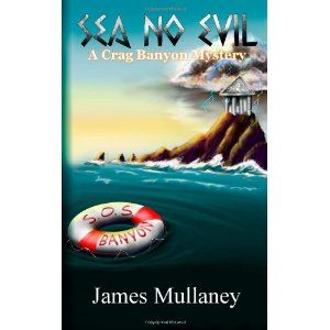 Reviewed by Julia Hopkinson for Readers' Favorite  Sea No Evil is the third in James Mullaney's Crag Banyon Mystery series that is part hard-boiled detective spoof, part mystery, part fantasy fiction and part out-and-out comedy. Crag Banyon is every kind of seedy, liquor-stained, own-ass-covering excuse for a P.I. you could imagine and his latest adventure sees him kept away from lounging on his usual bar stool by a pretty fishy mystery! The ocean is in chaos, fish are scarce, and sea…