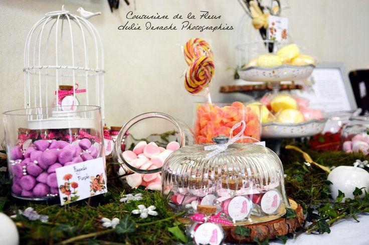 25 best ideas about deco candy bar on pinterest le buffet de bonbon du mariage table de. Black Bedroom Furniture Sets. Home Design Ideas