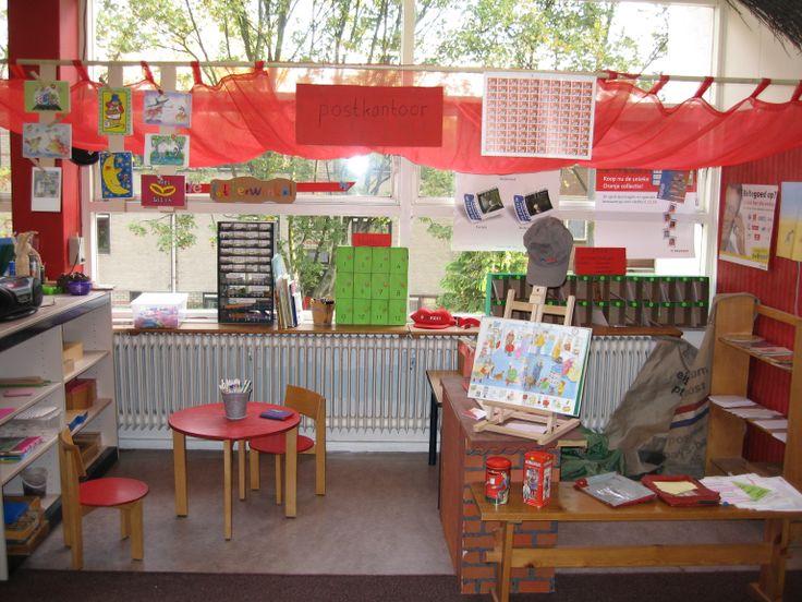 Themahoek Postkantoor 01 Nutsschool Maastricht