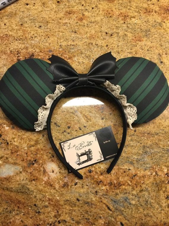 Haunted Mansion Maid Ears by LeBownitte on Etsy