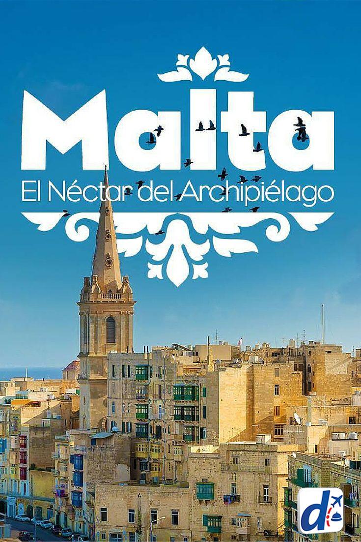 Descubrí todo sobre la #IslaDeMalta: cómo llegar, cuando ir, cómo moverte y qué ver, entre otras cosas. #viajar #travel #trip #Malta