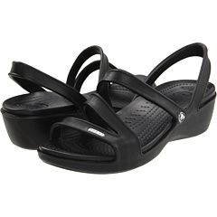 Crocs - Patricia Wedge Sandal  LOVE LOVE LOVE