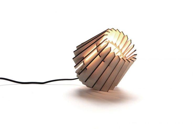 Mini-Spot Wooden Table Lamp – CROWDYHOUSE