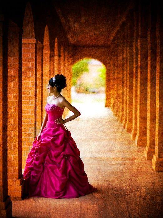 Mellisa Quince Años - Photograph at BetterPhoto.com