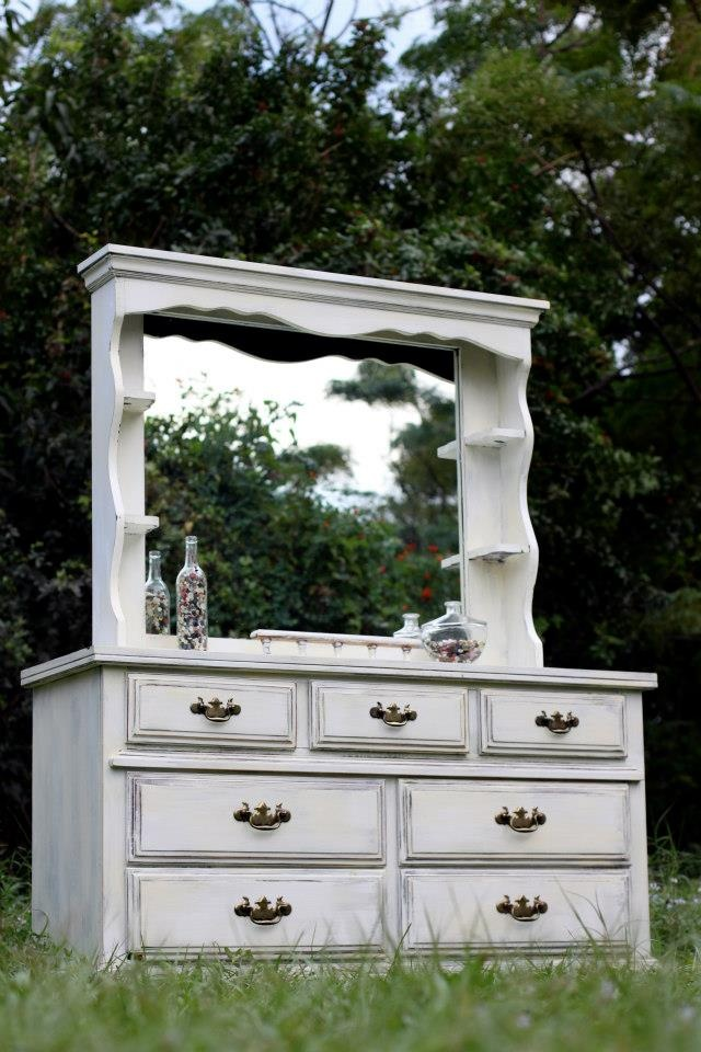 White Washed Dresser Simple Sparrow Pinterest Dresser White