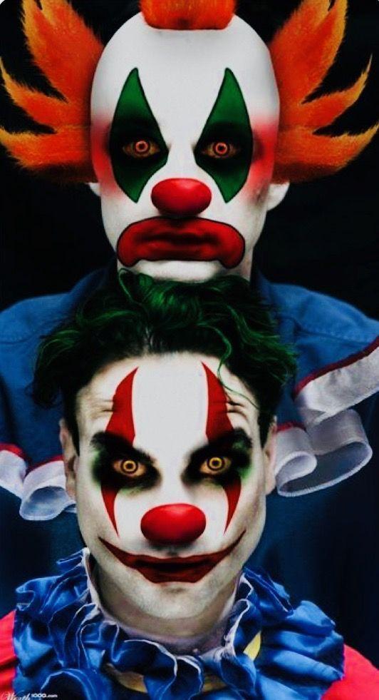 Épinglé par Olimaur sur Clowns en 2019 | Maquillage clown