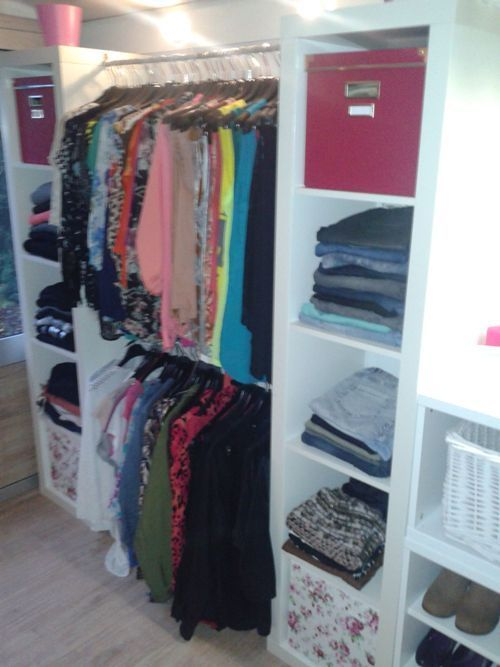 Fabulous diy wardrobe