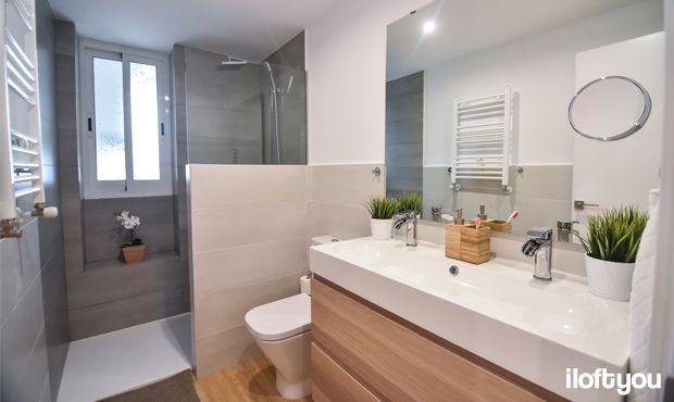 #proyectosabadell #iloftyou #interiordesign #barcelona #sabadell #lowcost #catalunya #ikea #ikeaaddict #bathroom #baño #godmorgon