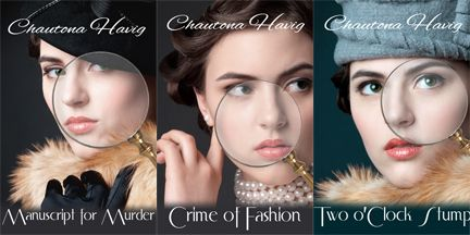 Crime of Fashion (The Hartfield Mysteries Book 2)