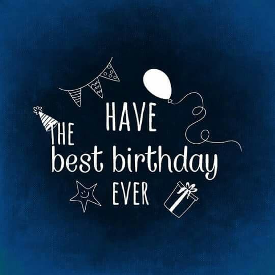 ♡☆ Have The Best Birthday Ever! ☆♡