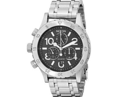 Nixon Women's Crystal Chrono Watch ►► http://www.gemstoneslist.com/womens-watches/nixon-womens-watches.html?i=p