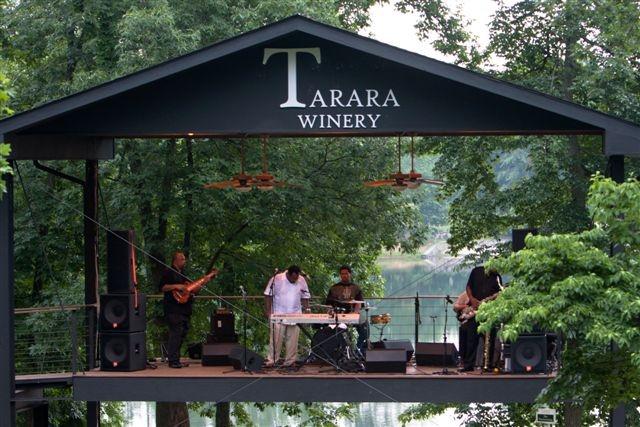 Tarara Vineyard concert schedule