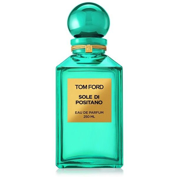 Women's Tom Ford Private Blend Sole Di Positano Eau De Parfum Decanter ($595) ❤ liked on Polyvore featuring beauty products, fragrance, no color, eau de perfume, edp perfume, tom ford, tom ford fragrance and tom ford perfume