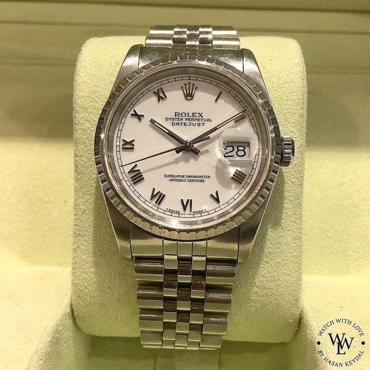 Rolex Datejust 36mm Jubile Price: 3500$ #Rolex #Datejust #Jubile #36mm #photooftheday #picoftheday #instadaily #instafollow #followme #instagood #bestoftheday #instacool #wristshot #watches #horology #swisswatch #audemarspiguet #patek#istanbul #saat #igers #iwc #hublot #panerai #horobox #watchfam #luxury by watchwithlove #panerai