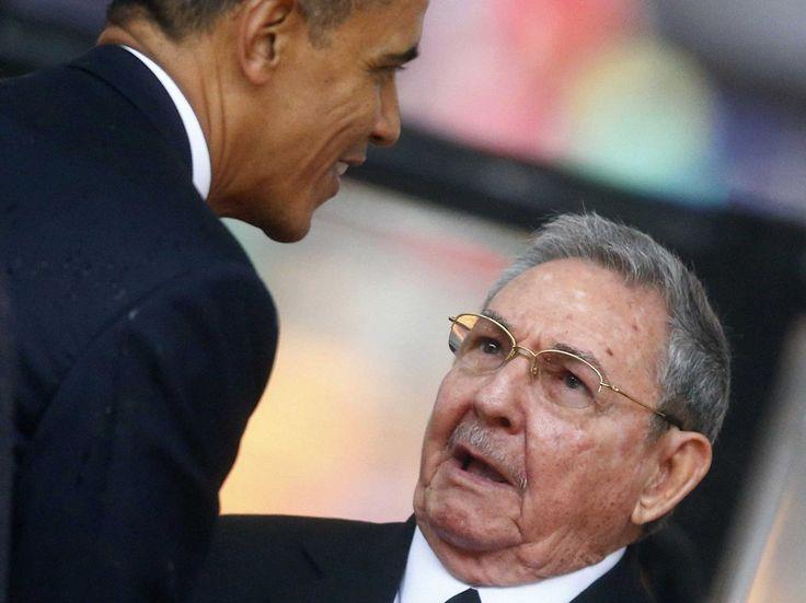 JornalQ.com - Estados Unidos anunciam FIM do embargo a CUBA