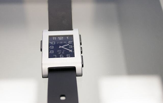 Pebble watch review: The only smartwatch worth buying