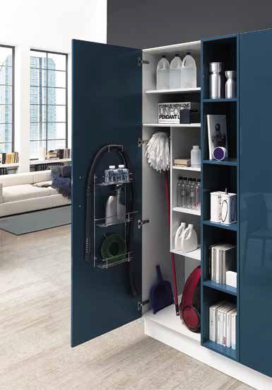 Hidden Appliances Cabinetry Kitchen Ideas Laundry Ideas
