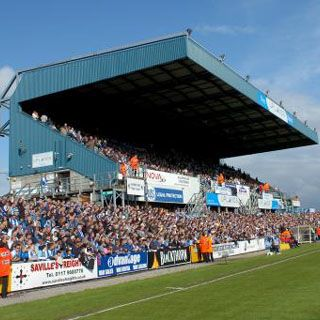 Bristol Rovers F.C. - The Memorial Stadium