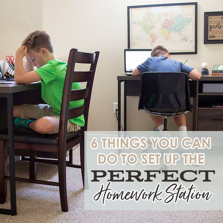 Best 25+ Homework Station Ideas On Pinterest