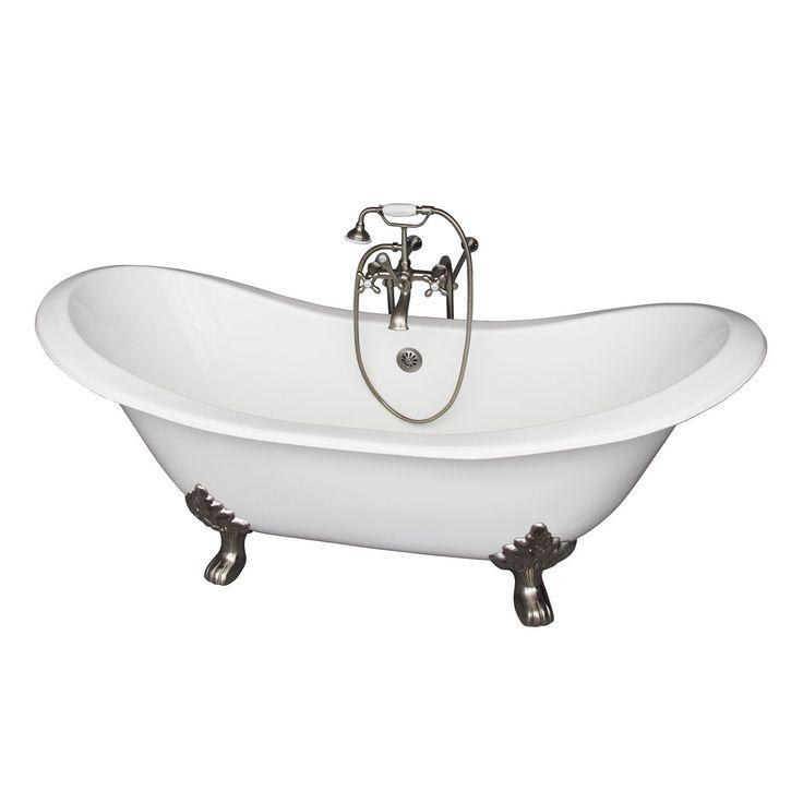 1000 idées sur le thème Douche De Baignoire Sur Pattes sur ...