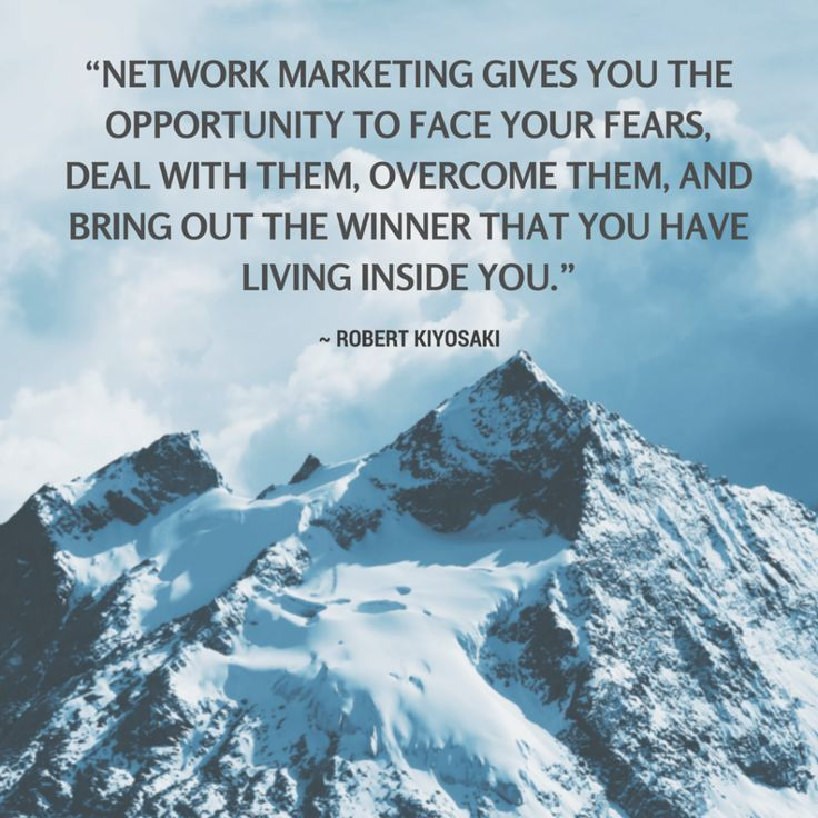 26 Famous Quotes on Network Marketing