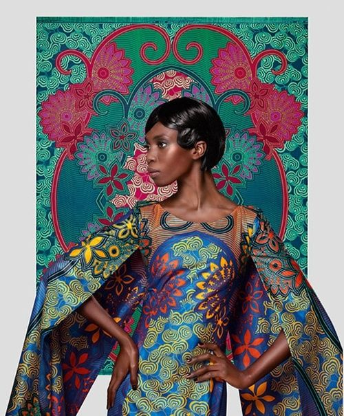 See the World Through Pattern and Colour, Vlisco