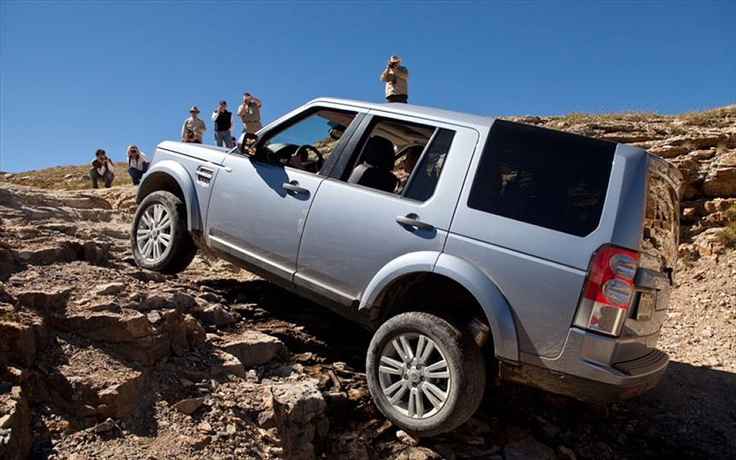 12 Best Images About Land Rover Lr4 On Pinterest Cars