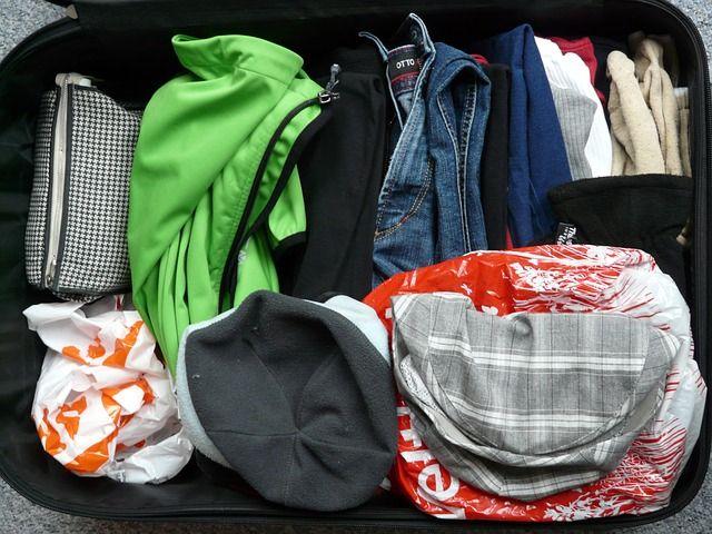 Fazer malas é sempre uma tarefa difícil. E as malas de inverno são ainda piores, porque as roupas ocupam muito espaço, além das luvas, toucas e casacos.